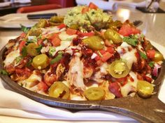 Our Pulled Pork #Nachos are legendarily delicious. Gus's BBQ. South Pasadena, CA. Concept by Bicos Hospitality.