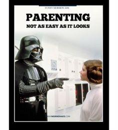 Mormon Wookiee: #37: Funny (fake) MormonAds.