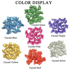 YMCCOOL 140pcs Cat Nail Caps Pet Cat Kitty Soft Claws Covers Control Paws of 7 Shinning Glitter Crystal Colors Nails Caps and 7Pcs Adhesive Glue 7 Applicator with Instruction * Take a look at this fantastic item. (This is an affiliate link).