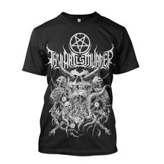 Thy Art Is Murder, Metal Shirts, Skull, Mens Tops, Skulls