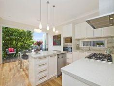 78 Cecily Street Lilyfield NSW 2040 #caesarstone #kitchen #design #inspiration #benchtop #renovation #ideas