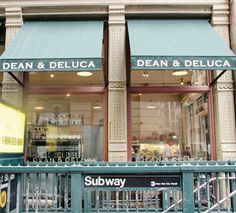 The SoHo Dean and Deluca (Broadway & Prince), the most overpriced deli in New York City