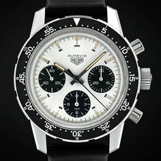 """TAG Heuer Wants You To Vote For Which Heuer Autavia Watch Will Return In 2017 - by @Bilal_ABTW - see all the designs & vote for your favorite here: http://www.ablogtowatch.com/vote-tag-heuer-autavia-watch-return-2017/ """"You, the watch lovers, have a hand in choosing the design for the next 'reissue' TAG Heuer Autavia watch."""