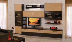 mobila living - Căutare Google Flat Screen, Living, Projects, Furniture, Design, Google, Home Decor, Decoration, Houses