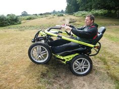 All terrain wheelchair>>> See it. Believe it. Do it. Watch thousands of spinal cord injury videos at SPINALpedia.com