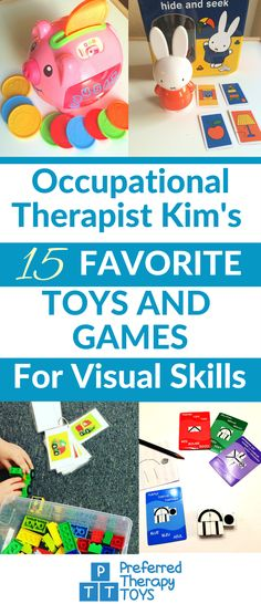 visual perceptual activities for kids, visual perception, visual discrimination, spatial awareness Visual Motor Activities, Visual Perceptual Activities, Autism Activities, Activities For Kids, Visual Learning, Physical Activities, Ot Therapy, Therapy Games, Vision Therapy