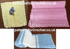 Free crochet pattern pdf booklets