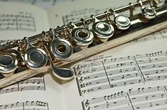 Flute - For my 45th birthday present to myself I had mine refurbished.  For my 50th birthday this year I think I will join a band or orchestra of some sort and play again regularly.  Hannah and I played a euphonium/flute duet - fun!
