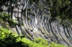 Detunatele din Apuseni Romania, Most Beautiful, Waterfall, Mountains, Mai, Pictures, Outdoor, Green, Photos