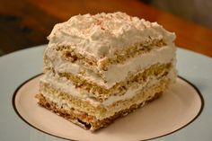 Ukrainian Honey Cake, this looks amazing I'm gonna have to make this!!!
