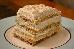 Ukrainian Honey Cake, this looks amazing I'm gonna have to make this!!!