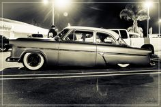 1954 Ford Customline - Placentia, CA © Chris Walker Photography