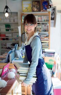 tokujiro: Nanase Nishino | 日々是遊楽也