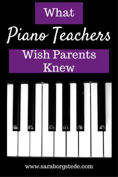 What Piano Teachers Wish Parents Knew. What age to start, how kids should practice, and how parents should be involved. A fun podcast with a 25+ year music teacher.
