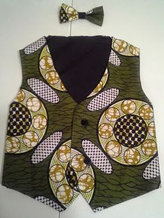 Hey, I found this really awesome Etsy listing at https://www.etsy.com/listing/220080770/african-print-circles-ankara-boys-vest