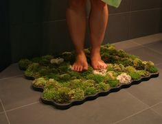 Moss Bathmat Feels Good, Looks Great — Most Popular Posts