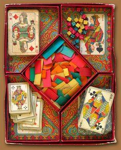 Vintage Jeu du Nain Jaune j'adorais ce jeu et j'en ai parfois la nostalgie