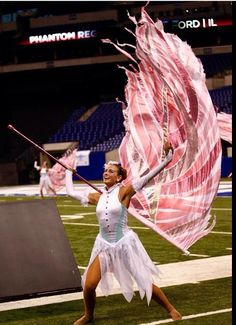 Phantom Regiment!  This is such a cool flag!!!