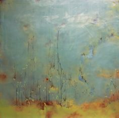 Encaustic Paintings - melrea
