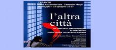 Taranto - L'altra città e la sincerità di Stefania Baldassari