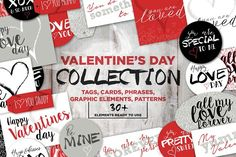 Happy Valentine's Day! Introducing the Valentine's Day Collection Here is what you will get: - 21 Special messages (PNG, AI, PDF, JPG) - 40 Gift Tag designs - Valentine Special, Valentines Day, Business Card Template Word, Heart Hands Drawing, Header Image, Let's Create, Creative Icon, Tag Design, Some Fun