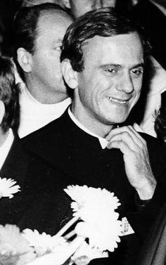 Fr. Jerzy Popieluszko Smiling