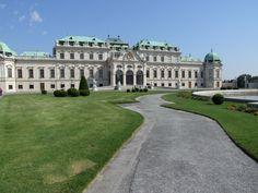 Vienna, Language School, Php, Louvre, Building, Travel, Viajes, Buildings, Destinations