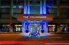 With a stay at The Colonnade Hotel Back Bay, you'll be centrally located in Boston, steps from The Shops at Prudential Center and minutes from Copley Place. This hotel is close to Boston Museum of Fine Arts and Boston Public Garden. Unique Hotels, Top Hotels, Luxury Hotels, Hotel S, Hotel Deals, Fairmont Copley, Copley Square, Iphone Docking Station
