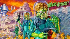 Mars Attacks! - Google 検索