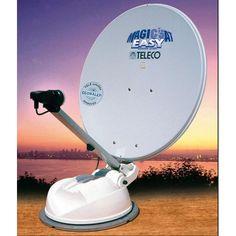 Teleco Upgrade Set MAGICSAT 50cm naar 85cm Camper, Home Appliances, House Appliances, Caravan, Travel Trailers, Appliances, Motorhome, Campers, Camper Shells