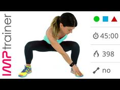 LONG, SEXY MUSCLES IN 50 MIN - Beginner Fitness and Workout Series - YouTube