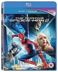 The #amazing #spider-man 2 (blu ray),  View more on the LINK: 	http://www.zeppy.io/product/gb/2/111988991230/