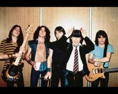 AC/DC and Bon Scott were inducted into The WorldRock n Roll Hall of Fame. Description from bonscott.com.au. I searched for this on bing.com/images