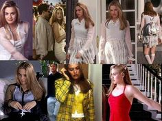 Clueless fashion - I still want her wardrobe. Minus anything involving feathers or faux fur.