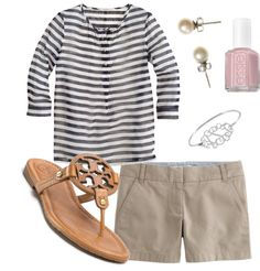 """Spring Style"" by katekinder on Polyvore"