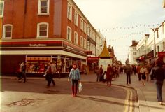 Montague street Worthing, History Photos, Local History, British Style, Old Photos, Brighton, Nostalgia, Places To Visit, Castle