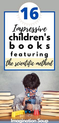 Read picture books and chapter books that show the thinking in the scientific method-- from making observations all the way to drawing conclusions. Scientific Method For Kids, Book Reviews For Kids, Drawing Conclusions, Learning Apps, Science Notebooks, Middle School Science, Physical Science, Science Classroom, Chapter Books