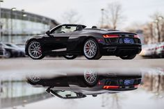 Audi R8 V10 Spyder Audi R8 V10, Audi A5, Wander, Classic Cars, Automobile, Awesome, Products, Head Start