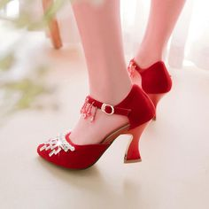 High Heels Shoes Wedding Shoes National Wind Bohemian Fashion Women'S Singles Shoes Plus Size Shoes Shoes A Generation Of Fat Fr White Shoes Wholesale Shoes From Tu108, $50.26| Dhgate.Com
