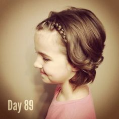 Girly Do Hairstyles: By Jenn: Week 20 {#GirlyDos100DaysofHair}