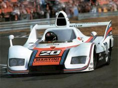 Porsche 936 1976 -  #20 - Le Mans winner (Jacky Ickx / Gijs Van Lennep)