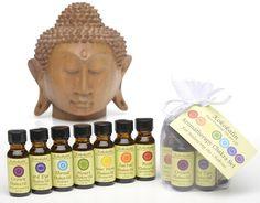 Chakra Balancing Oils