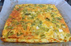 Egg, Bacon and Cheese Frittata Bacon Egg, Frittata, Lunch Ideas, Eggs, Cheese, Dinner, Breakfast, Blog, Recipes