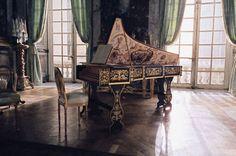 Muziekkamer bij faerie orpg