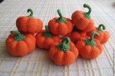 Ravelry: Pumpkin pattern by Masha Pogorielova - free + русский