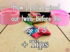 How I potty trained our twins before the age of Roller Coaster Ride, Twin Mom, Easy Day, Potty Training, Twins, Encouragement, How Are You Feeling, Journey, Success