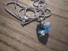Swarovski Crystal Butterfly Pendant Necklace