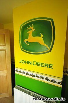 john deere rooms - Google Search