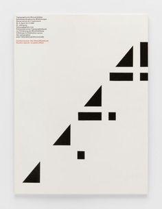 TM Typographische Monatsblätter, issue 4, 1962. Cover designer: Bruno Pfäffli, André Gürtler