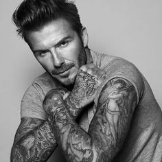 In other news David Beckham has just been announced as Biotherm Homme's first global ambassador #BiothermHomme #PowerCool